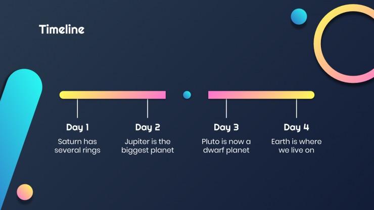 Plan de marketing de festival de musique : Modèles de présentation