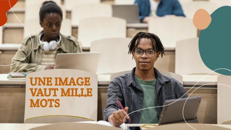 Diplôme d'anthropologie pour l'université Präsentationsvorlage