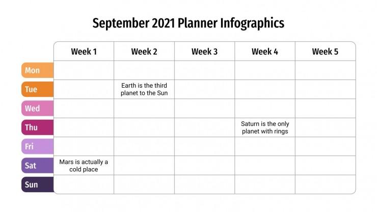 Agenda Do Mes De Setembro 2021 Google Slides E Ppt