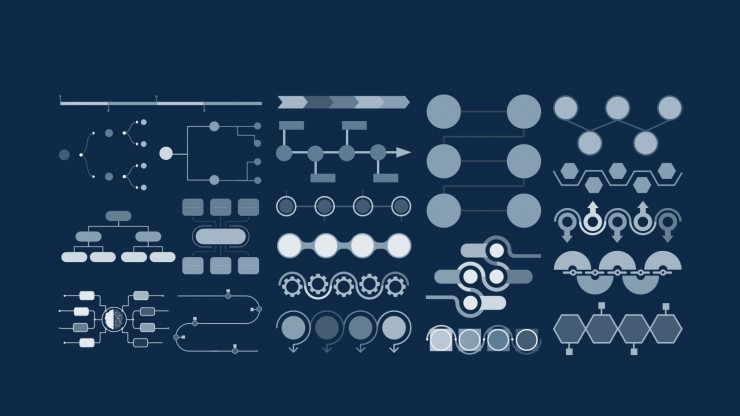 Modelo de apresentação Branding da Energia Novanex