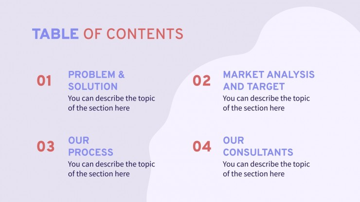 Public Consulting presentation template
