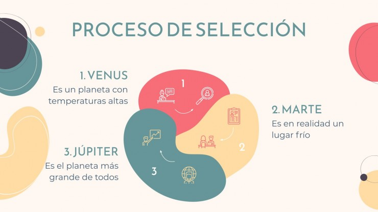 Reunión de Negocios de Estética Minimalista presentation template