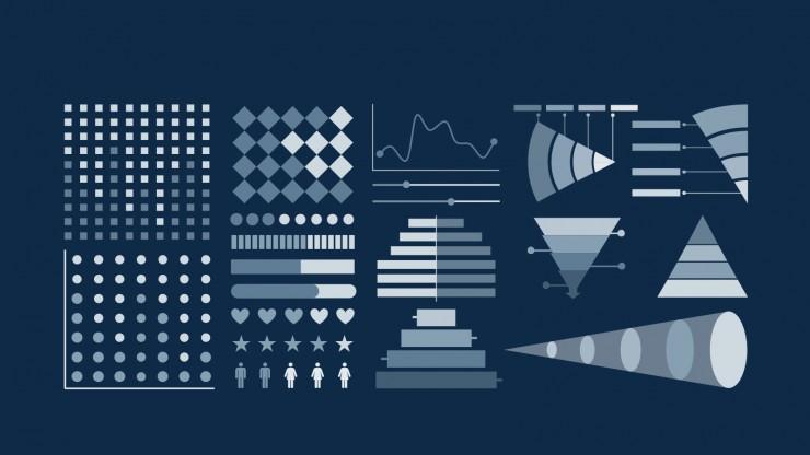 Plantilla de presentación Estrategia trimestral para redes