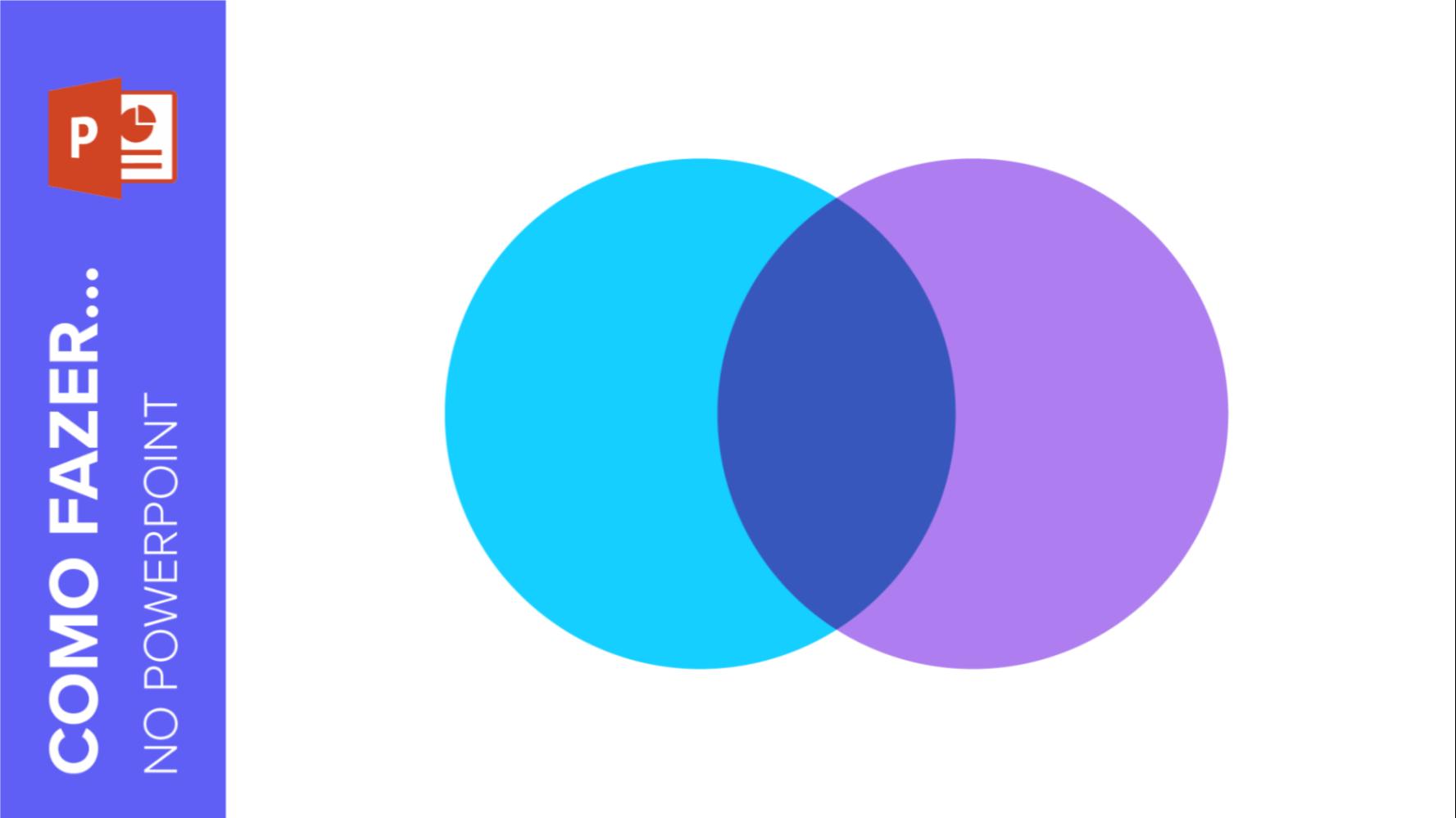 Como criar um diagrama de Venn no PowerPoint | Tutoriais e Dicas de apresentação