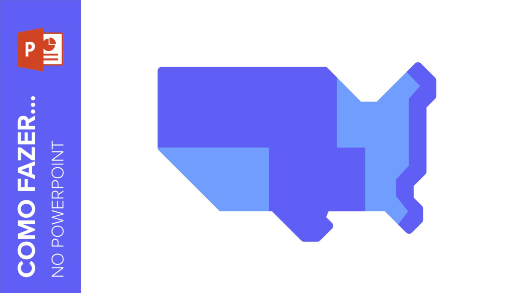 Como criar e formatar mapas no PowerPoint | Tutoriais e Dicas de apresentação
