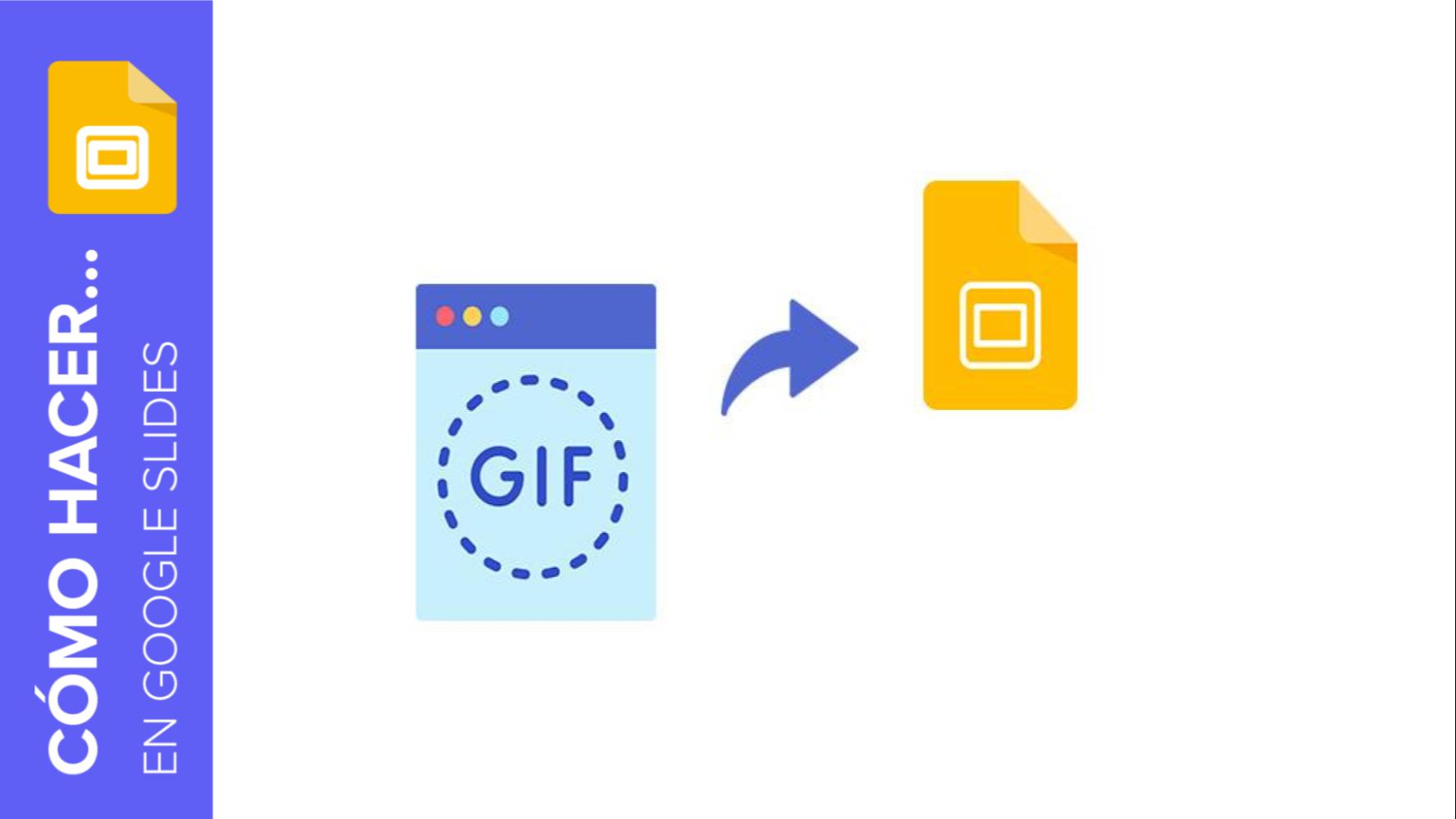 Cómo insertar un GIF en una presentación de Google Slides   Tutoriales y Tips para tus presentaciones