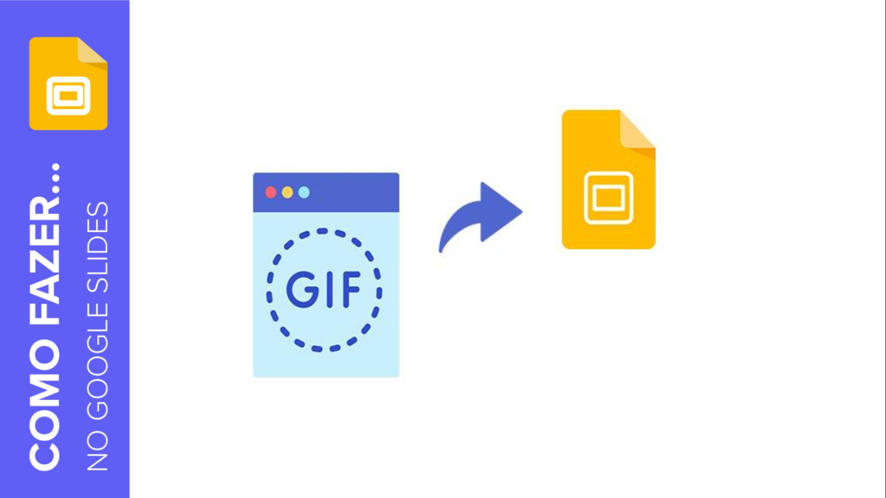 Como inserir GIFs numa apresentação de slides do Google Slides   Tutoriais e Dicas de apresentação