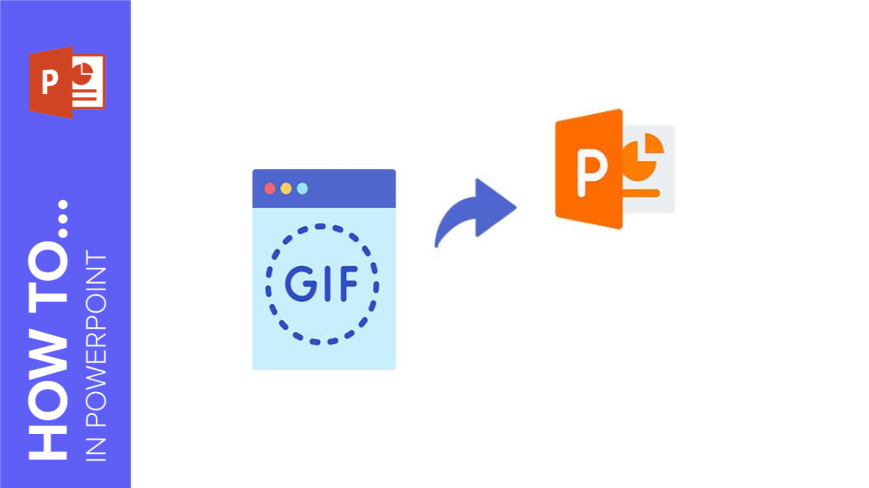 How to Insert Embed GIFs in a PowerPoint Presentation   Quick Tips & Tutorial for your presentations
