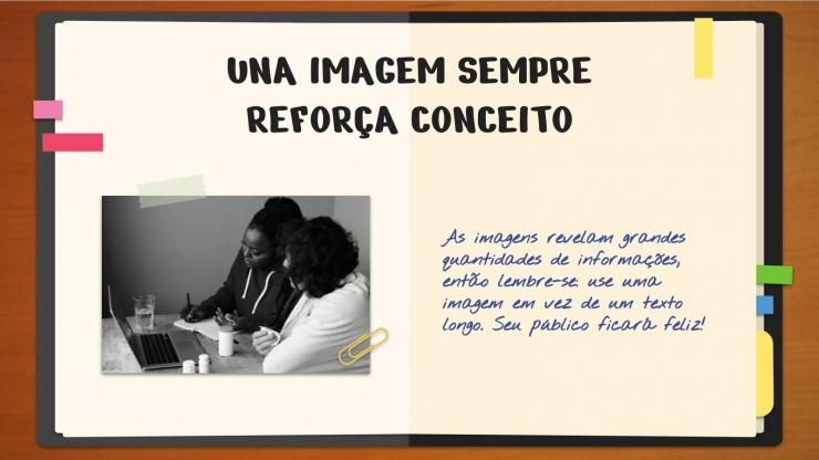 Caderno Médico para Doenças Präsentationsvorlage