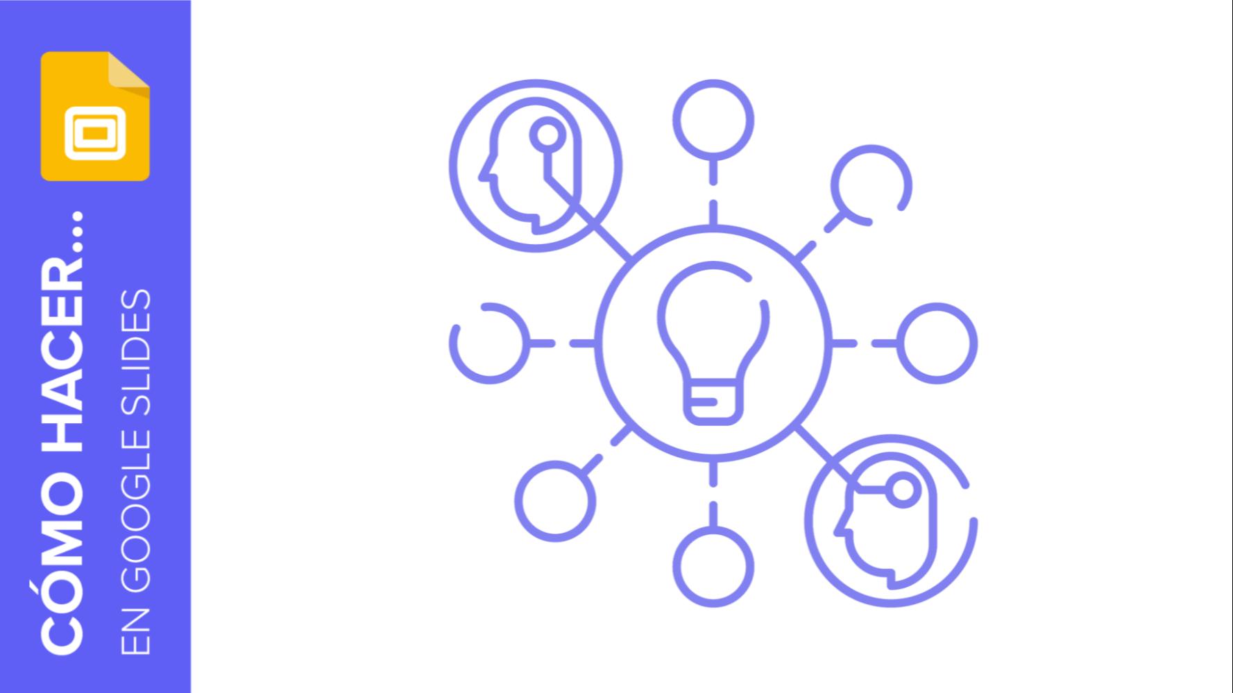 Cómo crear un mapa mental en Google Slides   Tutoriales y Tips para tus presentaciones