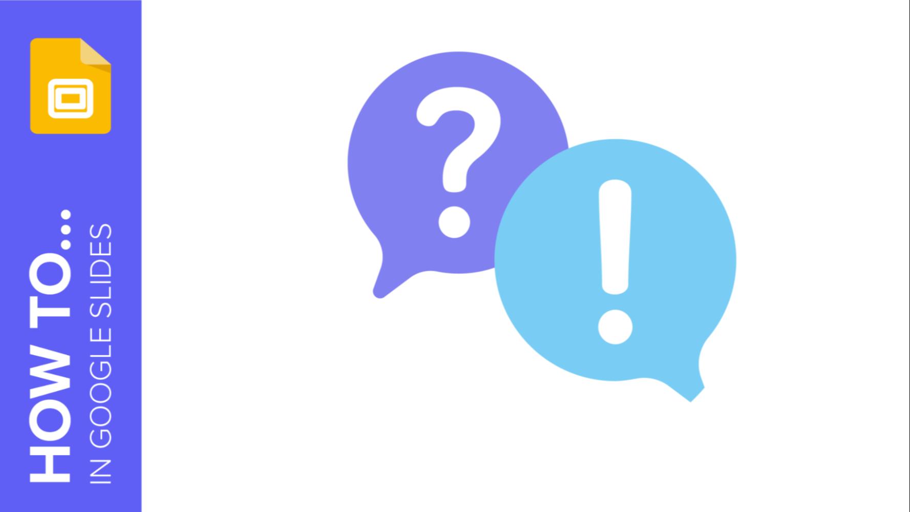 How to Create a Quiz for Your Online Classes Using Google Slides | Schnelle Tipps & Tutorials für deine Präsentationen