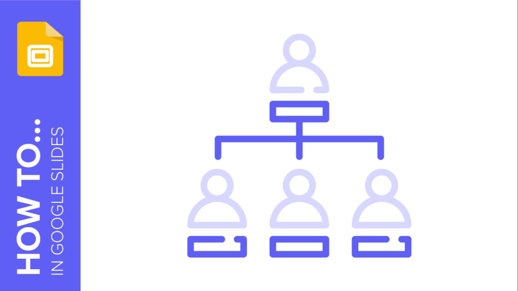 How to Create an Organizational Chart in Google Slides | Tutoriels et conseils pour vos présentations