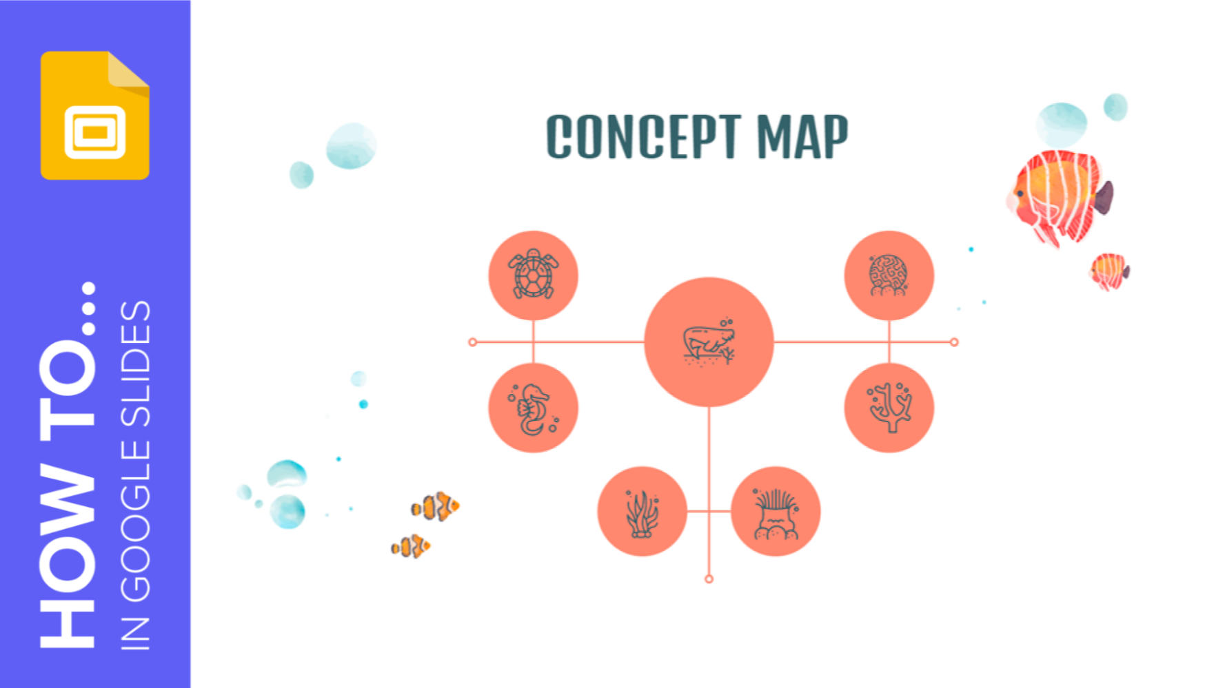 How to Make a Concept Map in Google Slides | Schnelle Tipps & Tutorials für deine Präsentationen