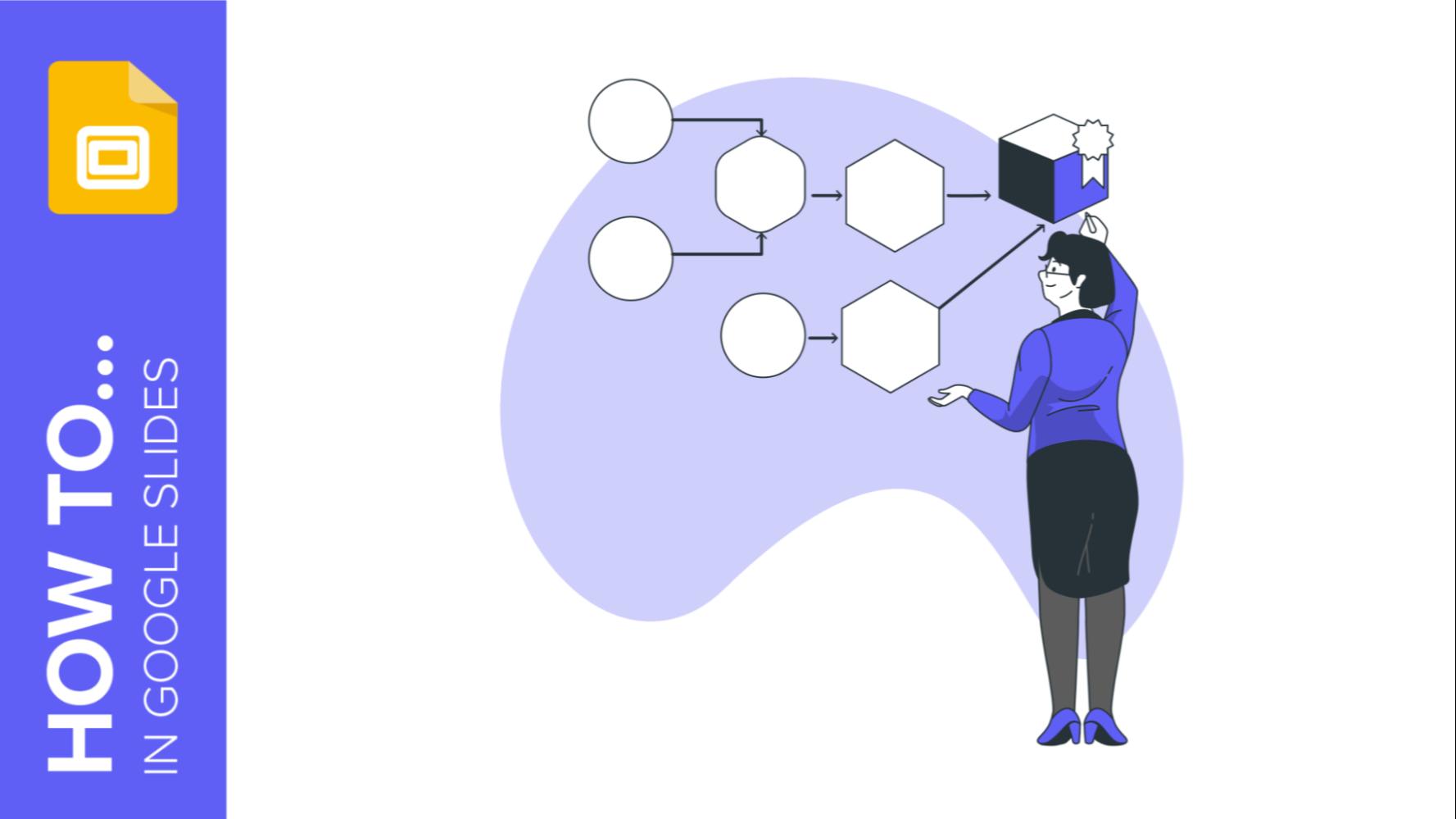 How to Create Flowcharts in Google Slides | Schnelle Tipps & Tutorials für deine Präsentationen