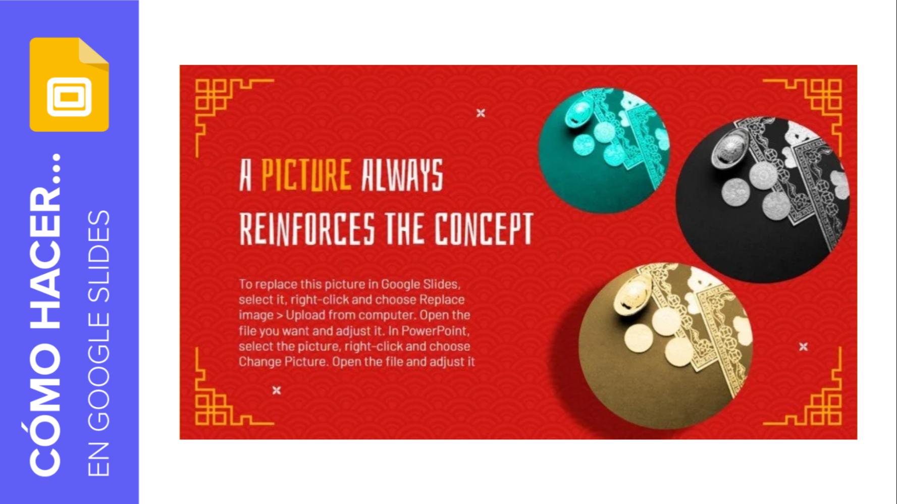 Cómo aplicar efectos en una imagen de tu presentación de Google Slides | Tutoriales y Tips para tus presentaciones
