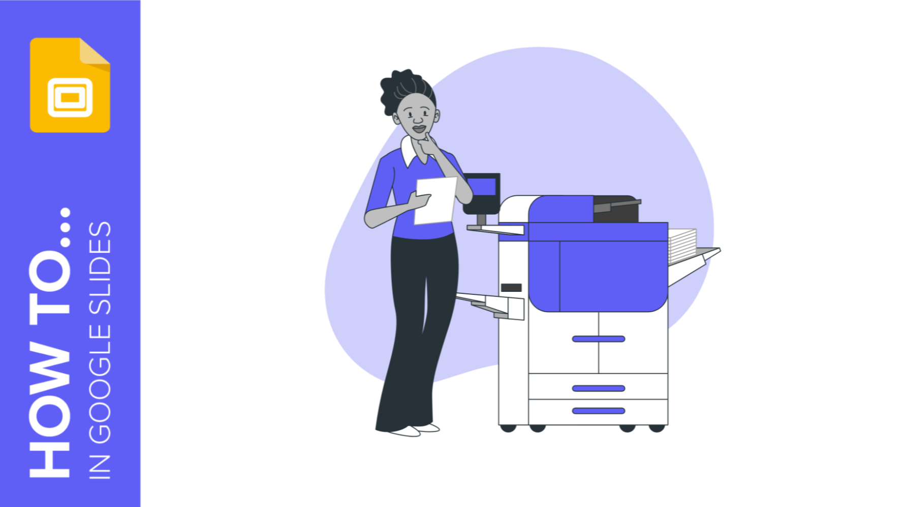 How to Print Presentations in Google Slides | Tutoriels et conseils pour vos présentations