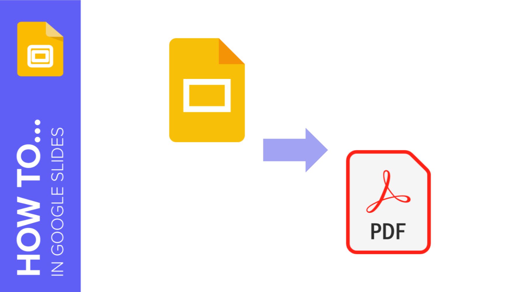 How to Export Your Google Slides Presentation as a PDF File | Quick Tips & Tutorial for your presentations
