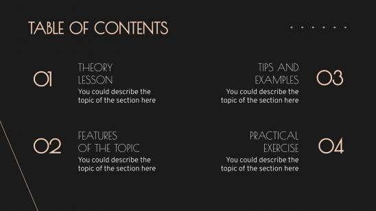 Asian Food Workshop presentation template