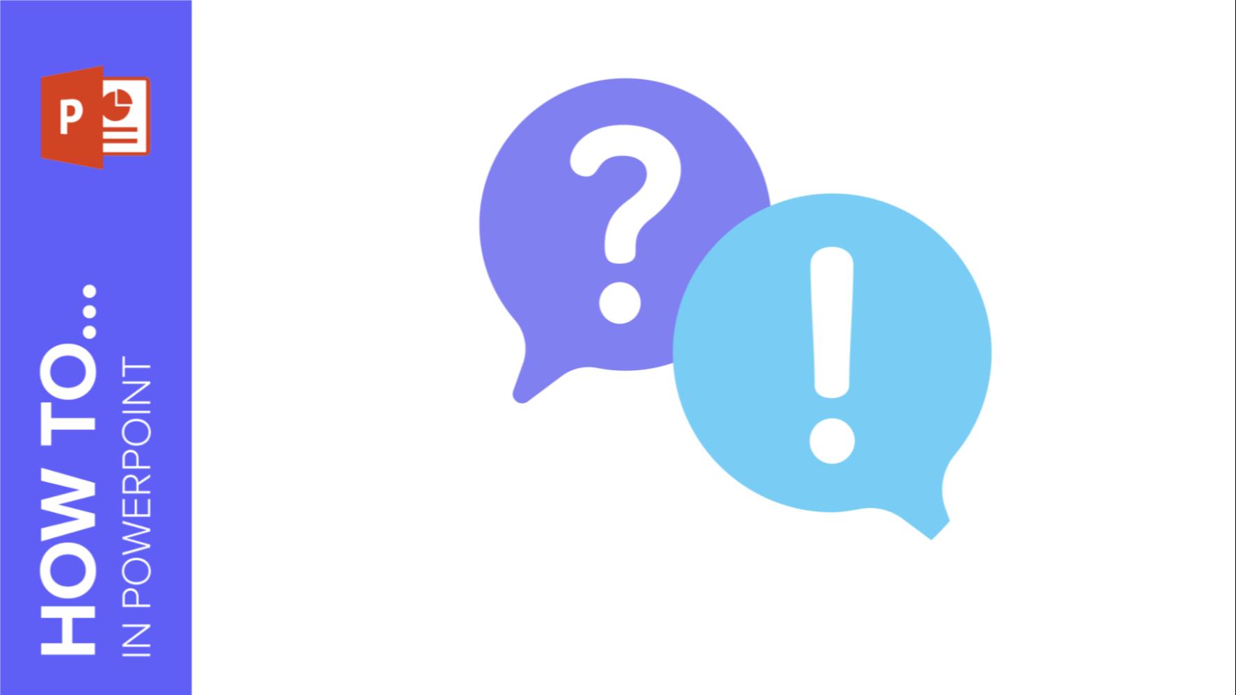 How to Make a Quiz for Your Online Classes Using PowerPoint | Schnelle Tipps & Tutorials für deine Präsentationen