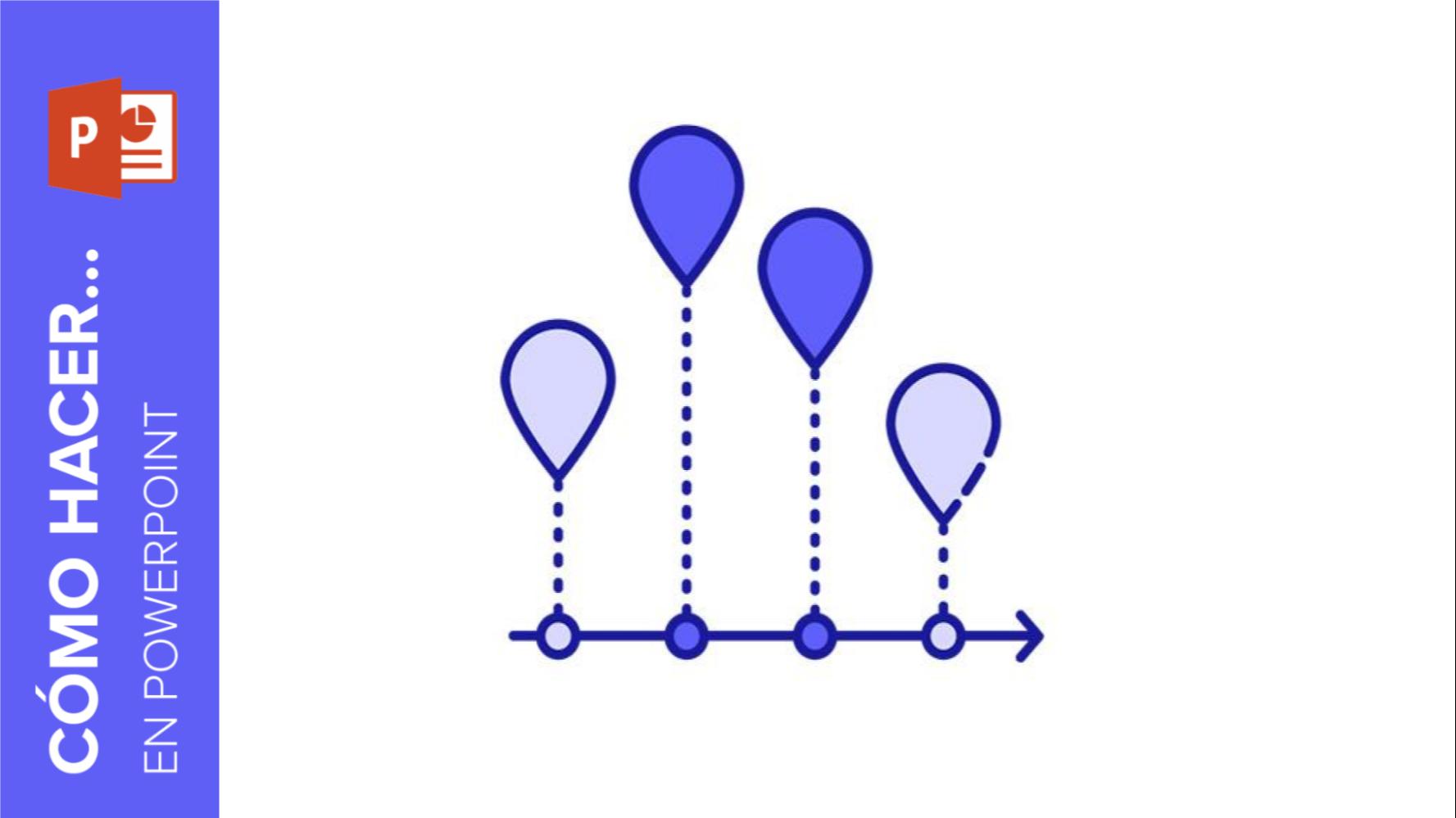 Cómo crear un timeline en PowerPoint   Tutoriales y Tips para tus presentaciones