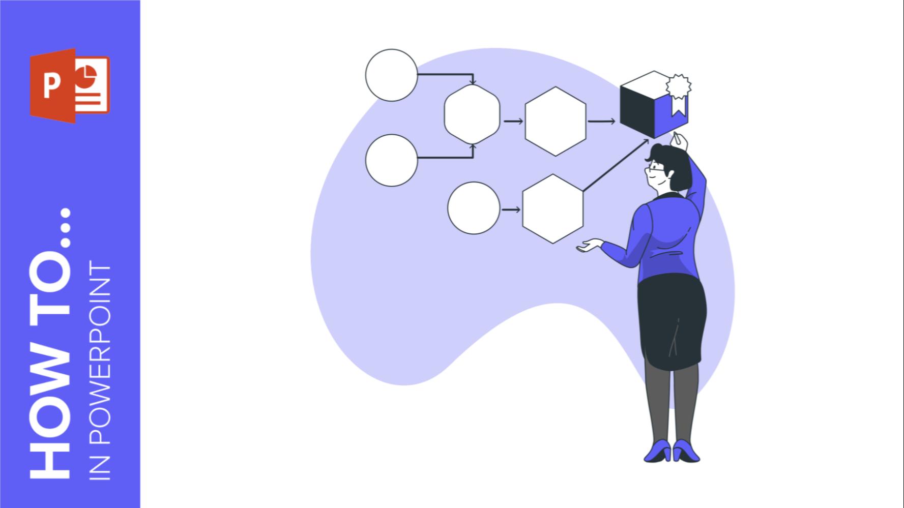 How to Create a Flowchart in PowerPoint | Schnelle Tipps & Tutorials für deine Präsentationen