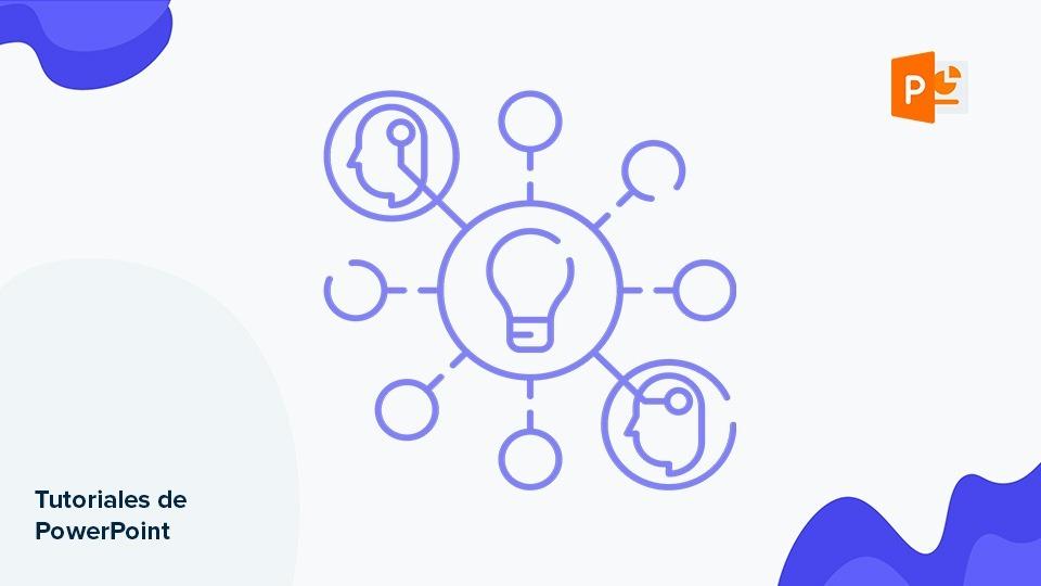 Cómo crear un mapa mental en PowerPoint | Tutoriales y Tips para tus presentaciones
