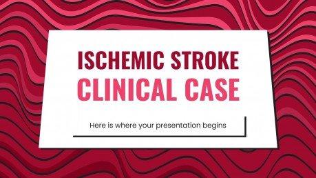 Ischemic Stroke Clinical Case presentation template