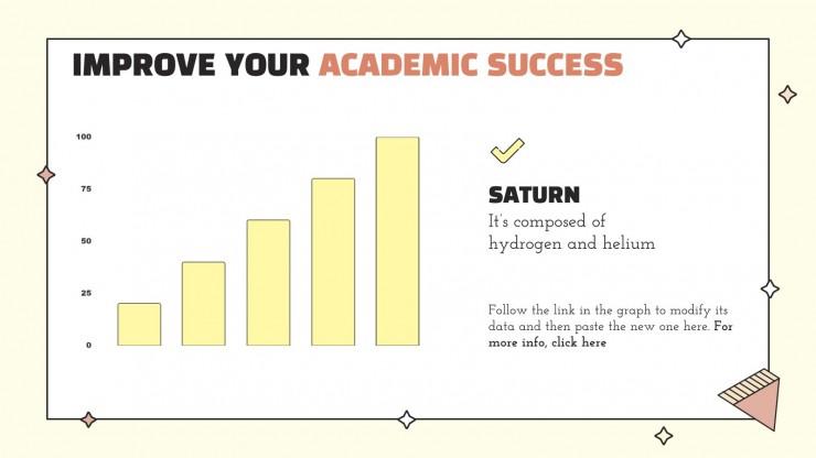 Fach Gesundheit für die 9. Klasse: Akademischer Erfolg Präsentationsvorlage