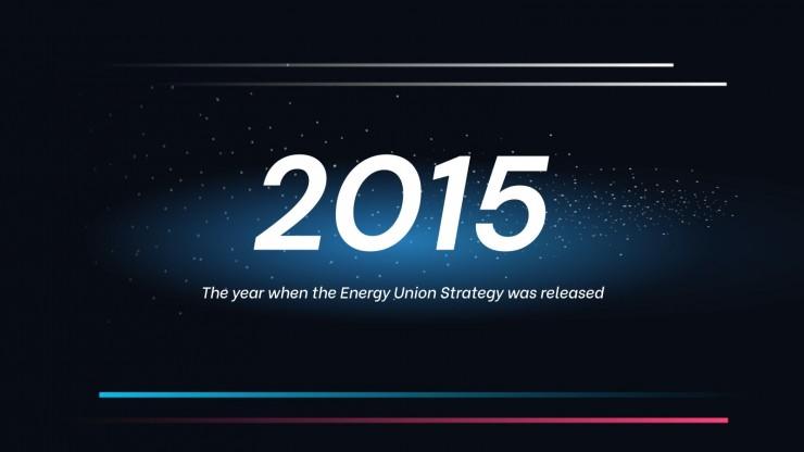 Plantilla de presentación Reunión empresarial sobre la estrategia energética de la UE