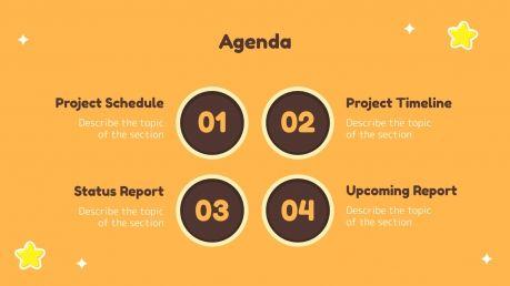 Modelo de apresentação Reunião de professores