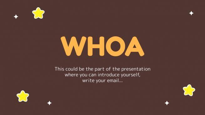 Plantilla de presentación Reunión de profesores