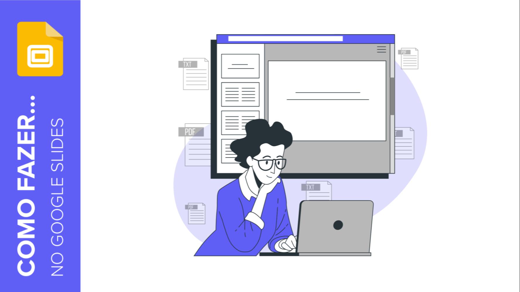 Como inserir um PDF no Google Slides | Tutoriais e Dicas de apresentação