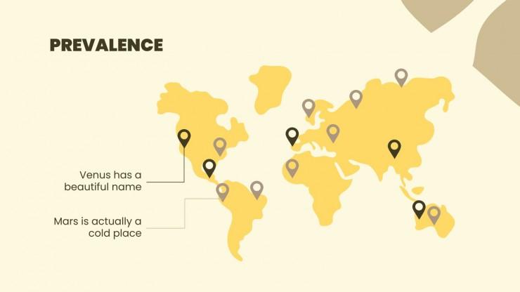 Journée mondiale de l´hépatite : Modèles de présentation