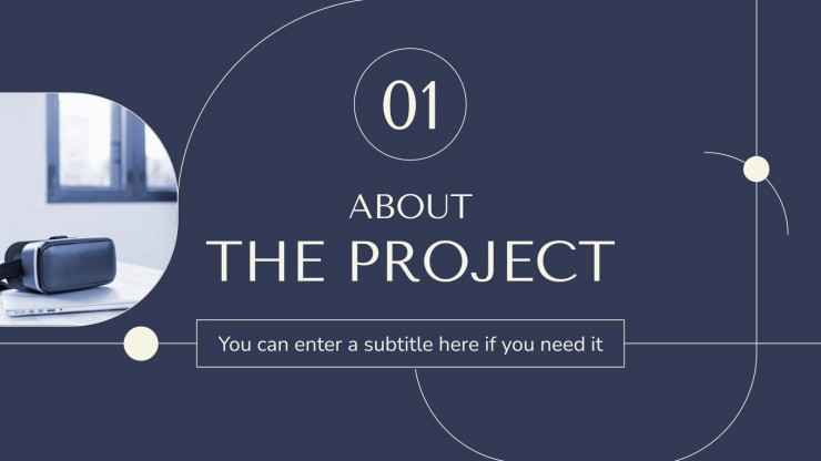 Formally Solicited Project Proposal presentation template