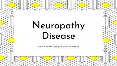 Neuropathie Präsentationsvorlage
