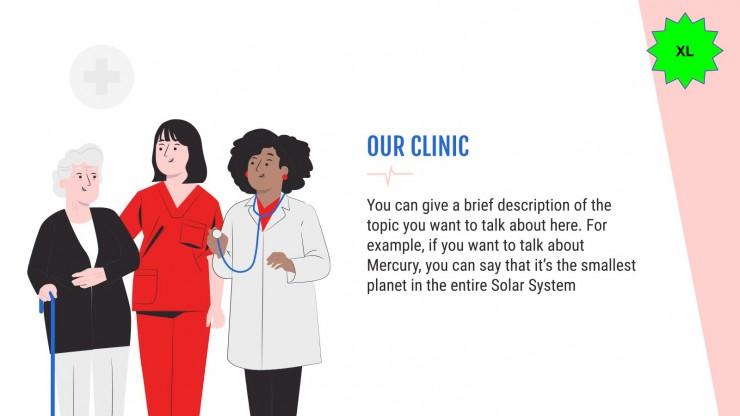 Heart Clinical Case presentation template