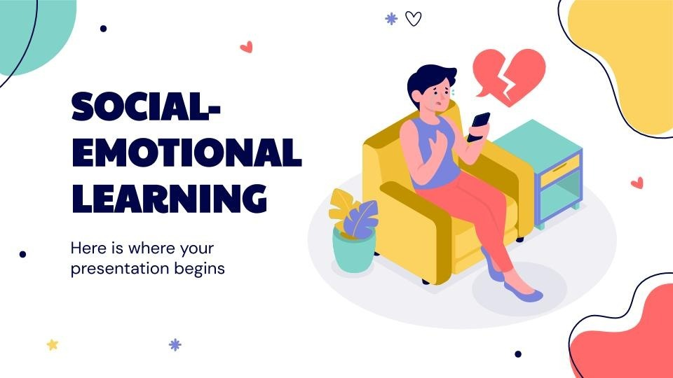 Social-Emotional Learning presentation template