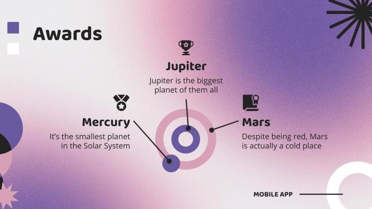 Application d'objectif fisheye : Modèles de présentation