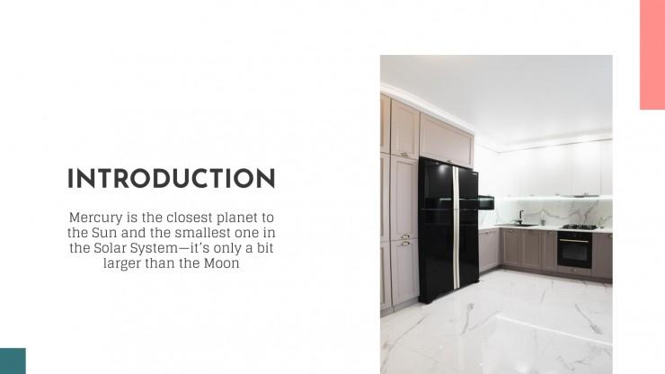Lignes directrices d'agence immobilière : Modèles de présentation