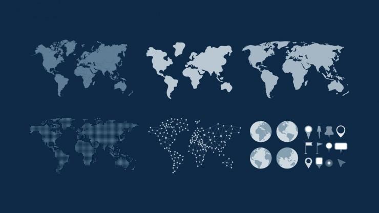 Plantilla de presentación Día Mundial del Ovni