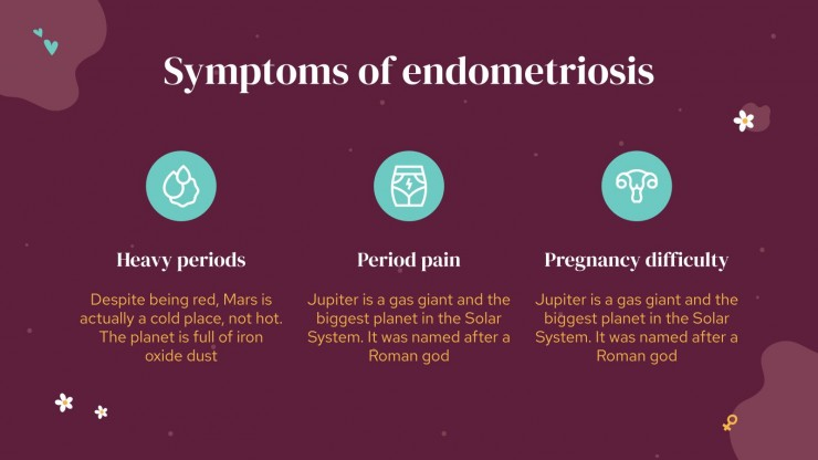 Modelo de apresentação Endometriose