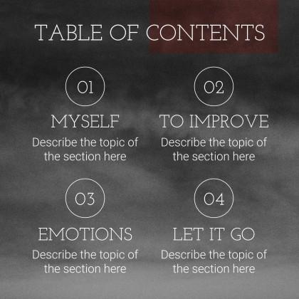 Restez positif : Modèles de présentation