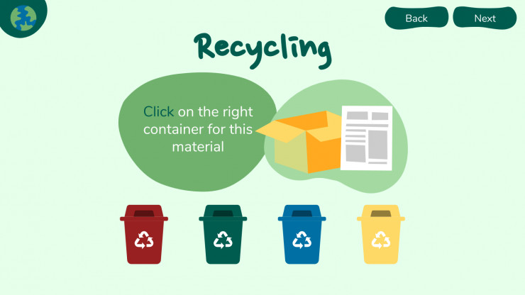Plantilla de presentación Día Mundial del Medio Ambiente